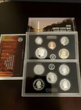 New Listing2020 Us Mint Silver Proof set with Reverse Proof Nickel Included 11-Coins