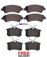 FOR CITROEN C3 PICASSO (2009-2012) FRONT & REAR BRAKE PADS SET NEW
