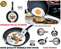 20/24/28CM High Quality Stone Ceramic Non Stick Frying Pans For All Cookers