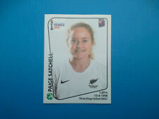 Figurine Panini Women's World Cup France 2019 n.380 Paige Satchell New Zealand