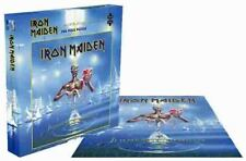 Iron Maiden Seventh Son of a 500 PC Jigsaw Puzzle 410mm X 410mm (ze)