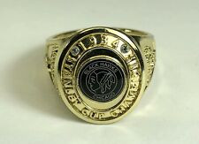 Chicago Hawks 1934 Stanley Cup Ring Molson Canadian