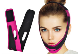 Face Slim Chin Cheek Lift Up Slimming Mask Anti-Aging Belt Strap Band