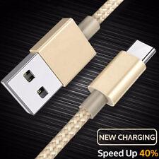 Type C Type-C USB Ladekabel Schnellladekabel für Samsung S9 Plus HTC Sony Huawei