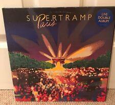 """Supertramp - Paris (Live) 12"""" Vinyl Double Gatefold LP"""
