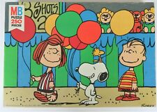 "Vintage 1978 PEANUTS 250pc Jigsaw Puzzle STILL SEALED 20""x14"" #4383-6 Balloons"