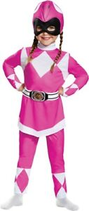 Mighty Morphin Power Rangers Pink Ranger Classic Infant/Toddler Costume