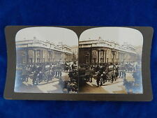 STEREOVIEW - H.C. WHITE CO - 2507 THE BANK OF ENGLAND LONDON - TOP !