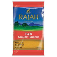 Rajah - Curcuma en poudre/poudre de Haldi - 100 g