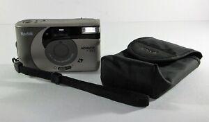 Kodak Advantix F350 Film Camera f 6.4 / 24mm Ektanar Lens