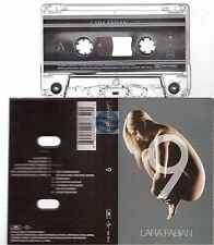 LARA FABIAN cassette K7 tape 9 la lettre ...
