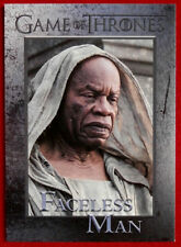 GAME OF THRONES - Season 5 - Card #80 - FACELESS MAN - Rittenhouse 2016