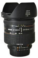 Nikkor AF 24-85 1:2,8-4 D Makro Objektiv Vollformat APS-C Nikon