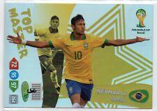 """Neymar jr. (Brasiliien) """"Top Master"""" / Adrenalyn XL-Serie WM 2014 Brasilien"""