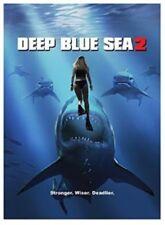 DEEP BLUE SEA 2  -  DVD - REGION 1 - Sealed