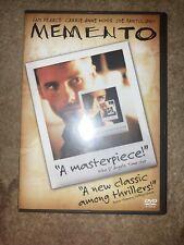 Memento DVD Christopher Nolan(DIR) 2000