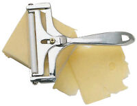 Kitchen Craft Hand Held Adjustable Thickness Cheese Slicer Plane