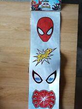 Marvel Ultimate Spiderman Window Stickers Kids Fun