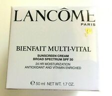 NEW Lancome-Bienfait Multi-Vital Day Cream SPF30 1.7 Oz /50 ml Sealed Exp 11/21