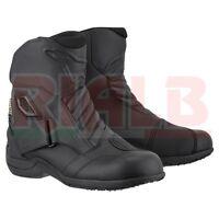Stivali Moto Alpinestars NEW LAND GORE-TEX Boot Impermeabili con Protezioni