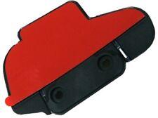 Cardo Scala Rider Klebefläche klein für Scala Rider Qz/Q1/Q3 schwarz Kunststoff