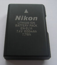 original battery NIKON EN-EL14 CoolPix P7000 P7100 P7700 NEW GENUINE ACCUMULATOR