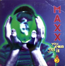 Maxx CD Single You Can Get It - France (G+/G)