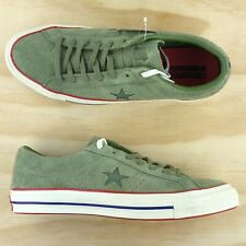 Converse X Undefeated One Star Ox Suede Green Red Blue White 158893C Size 13