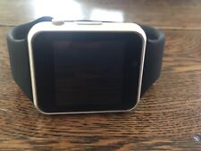 NEW IOB!  SLIDE SW-300BK SMART WATCH - ANDROID & IPHONE COMPATIBLE!  MSRP $99.99