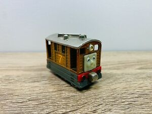 Metallic Collectors Toby Thomas & Friends Take n Play/Take Along Diecast Trains