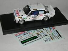 Modellismo 90 1/43 Decal sheet Fiat Abarth 131 #7 Rally Codasur 1980 Reutemann