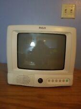"RCA E09344 9"" CRT Television"