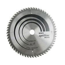 Bosch Circular Saw blades for wood Ø184x2.0/1.4x19 T60 - 2608642992