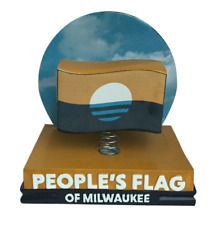 People's Flag of Milwaukee Special Edition Bobblehead