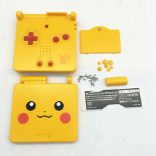F Replacement Yellow Limited Housing Shell Case Kit f GBA SP Gameboy Advance SP