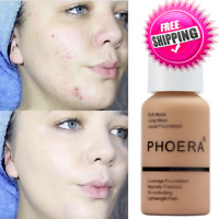 PHOERA Soft Matte Full Coverage Liquid Foundation NEW