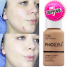 PHOERA Foundation Makeup Full Coverage Fast Base Brighten long-lasting Shade
