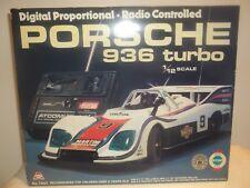 Vintage Rare Asahi 7901 R/C Porsche 936 Turbo 1/12 New