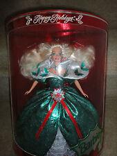1995 Happy Holiday Barbie MIB