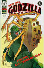 Godzilla: King Of Monsters # 5 (USA, 1995)