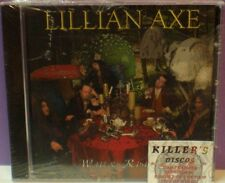 Lillian Axe - Waters Rising - CD Precintado  Locomotive 2007
