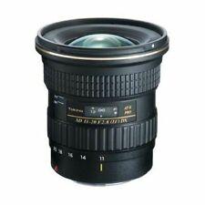 Obiettivi Nikon F per fotografia e video