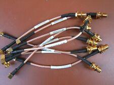 SMA socket / MMC - 10cm , no signs of use