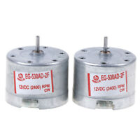 Audio motor for tape deck mabuchi EG-530AD-2F DC 12V capstan motor audiomotor MF