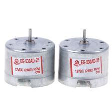 Audio motor for tape deck mabuchi EG-530AD-2F DC 12V capstan motor audiomotor HK
