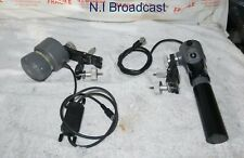 Canon zsd300m zoom remote and fpd400 focus remote demans for lenses