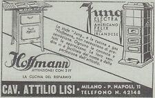 V0963 Cucine a gas Hoffmann e stufe Jung - Pubblicità d'epoca - 1933 vintage ad