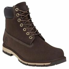 Bottes rouges Timberland pour homme