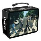 The Beatles - Abbey Road Embossed Lunch Box