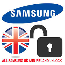 UNLOCK CODE FOR SAMSUNG GALAXY  S6 S6 EDGE S6 EDGE PLUS ANY UK  IRELAND NETWORK